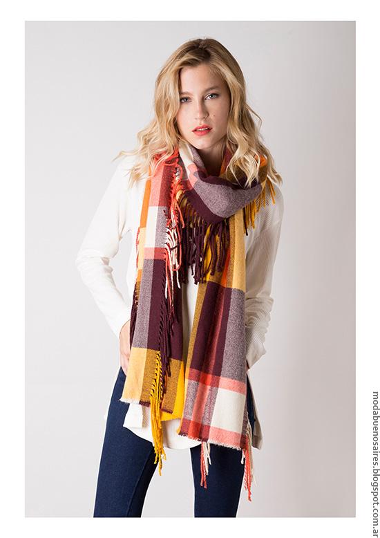 Moda invierno 2016 ropa de moda Nuara.