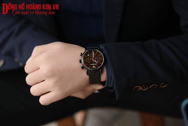 Đồng hồ nam dây gia giá rẻ