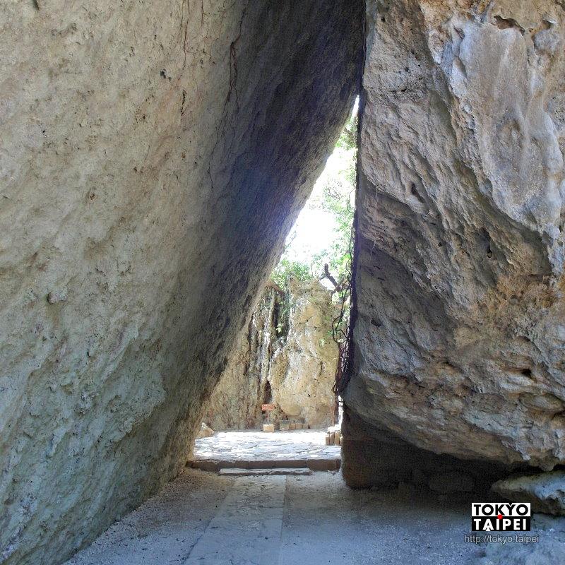 【齋場御嶽】琉球王國最高聖地 森林和巨石組成的參拜所