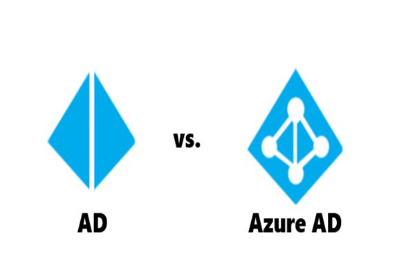 Active Directory Vs Azure Active Directory