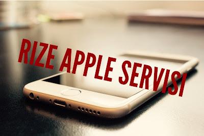 rize iphone teknik servis