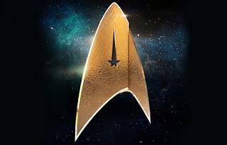Il delta della Federazione nel logo della nuova serie Star Trek Discovery - TG TREK: Notizie, Novità, News da Star Trek