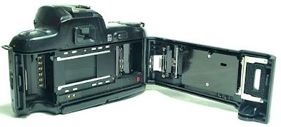 Nikon F601 QD Body #756, AF Zoom-Nikkor 28-80mm F3.5~5.6 D