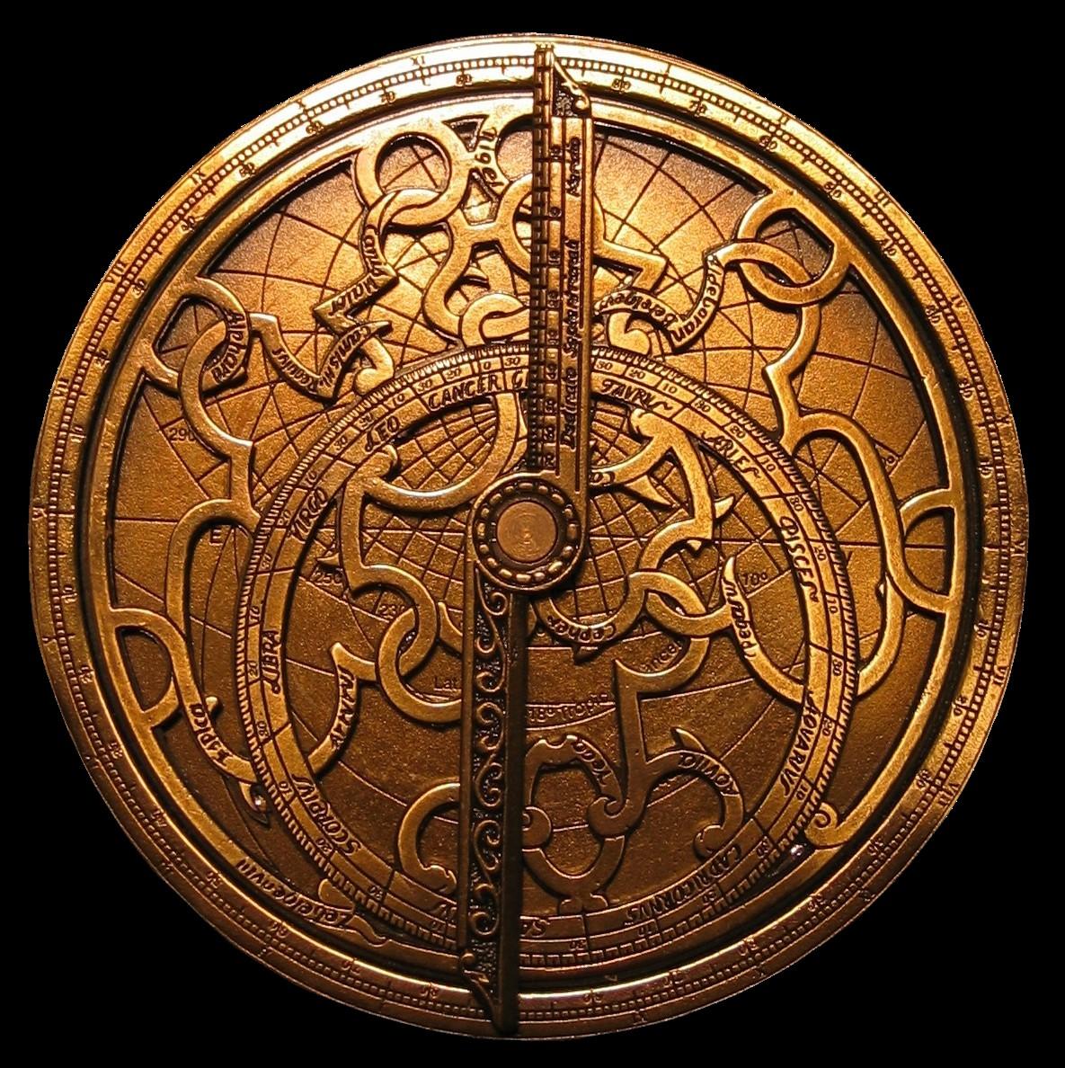 Resultado de imagen de el astrolabio edad media
