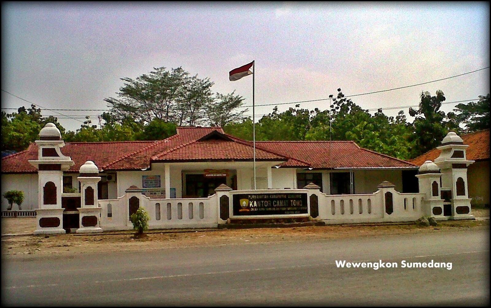 KKantor Kecamatan Tomo, Kab. Sumedang