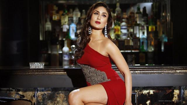 Kareena Kapoor Hot Bar Wallpaper