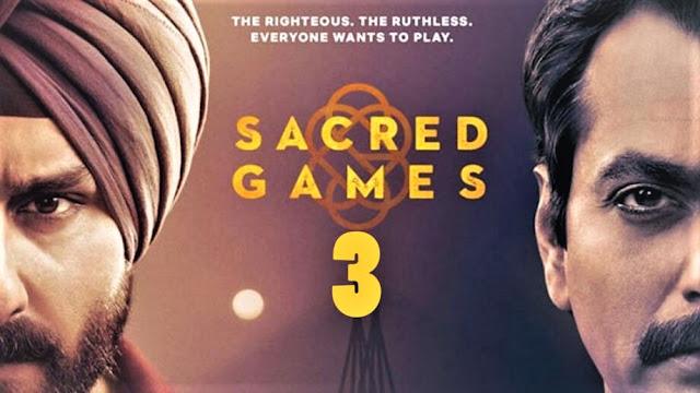 Sacred Games Season 3 Download Free