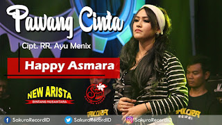 Lirik Lagu Pawang Cinta - Happy Asmara dari album Best New Arista Ta'sunduk Jozz, download album dan video mp3 terbaru 2018 gratis