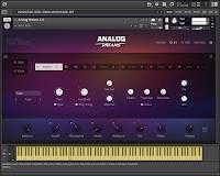 Download  Analog Dreams KONTAKT Library