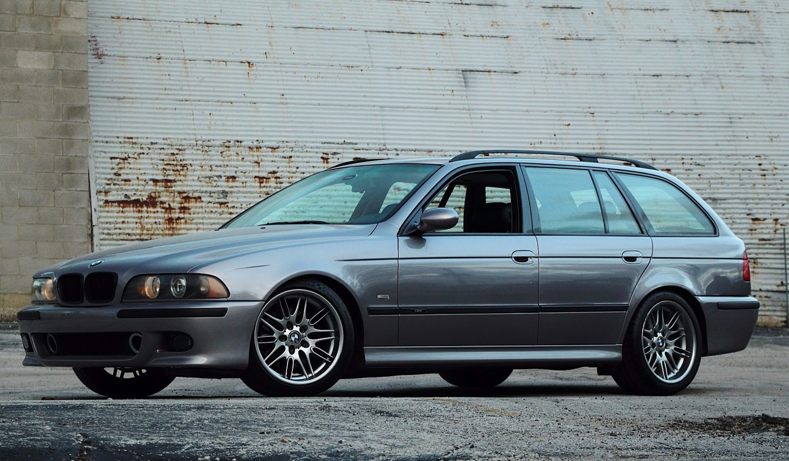 Bmw Never Made An M5 E39 Touring So This Guy Did It For