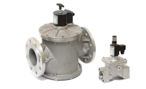Delta Elektrogas- EVRMNC EVRM6NC Manual Reset Safety Valve For gas