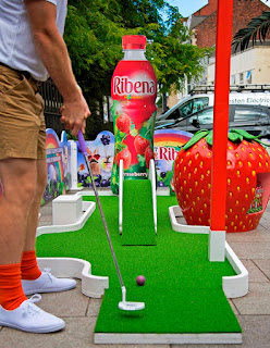 Ribenary Crazy Golf
