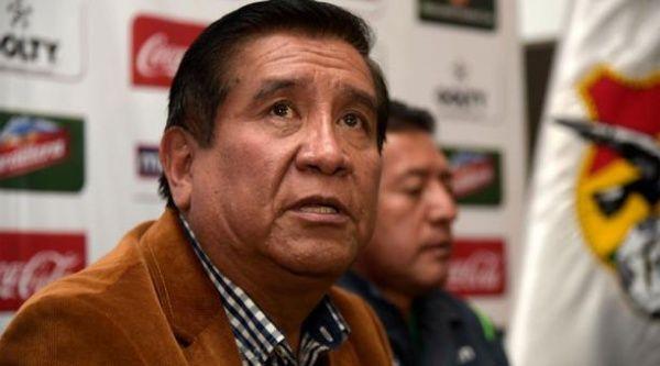 Dirigente del fútbol boliviano fallece por la Covid-19