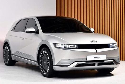 Hyundai Ioniq 5 Tahun 2022