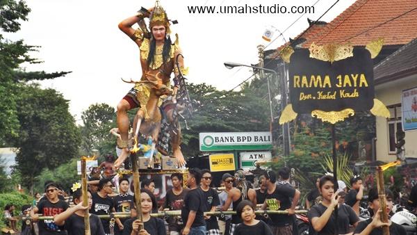 Lirik Lagu Bali Nyepi - Kriana Patih