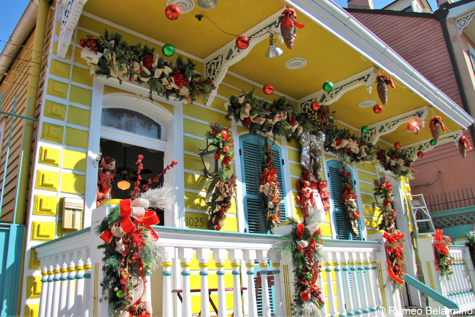 new orleans christmas decorations - New Orleans Christmas