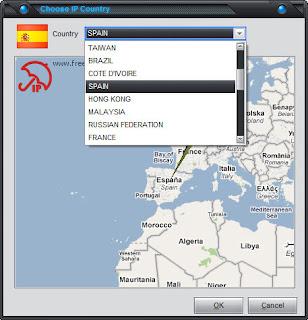 اقوي برنامج لفتح المواقع المحجوبة FREE HIDE IP