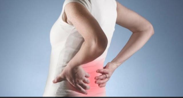 penyebab sakit pinggang dan cara mengatasinya