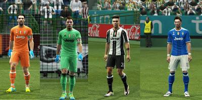 Juventus GDB 2016-17