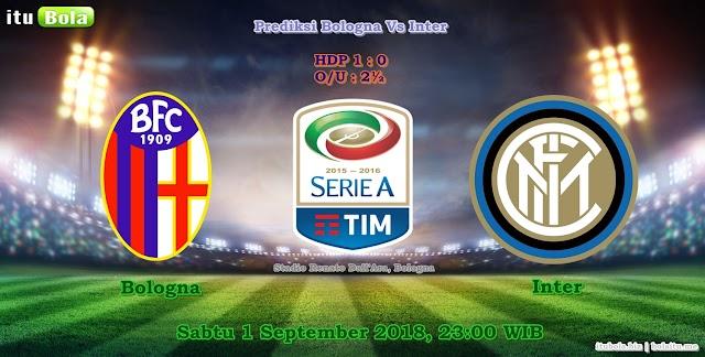Prediksi Bologna Vs Inter - ituBola