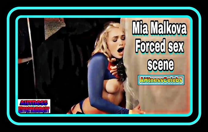 Mia Malkova sex scene - SuperGirl 3 (2021) HD 720p