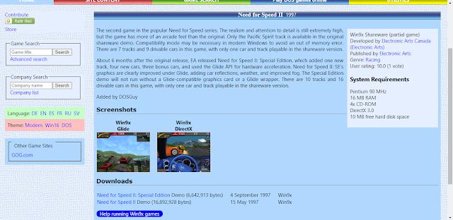 أحسن المواقع لتحميل ألعاب الكمبيوتر القديمة مجانًا