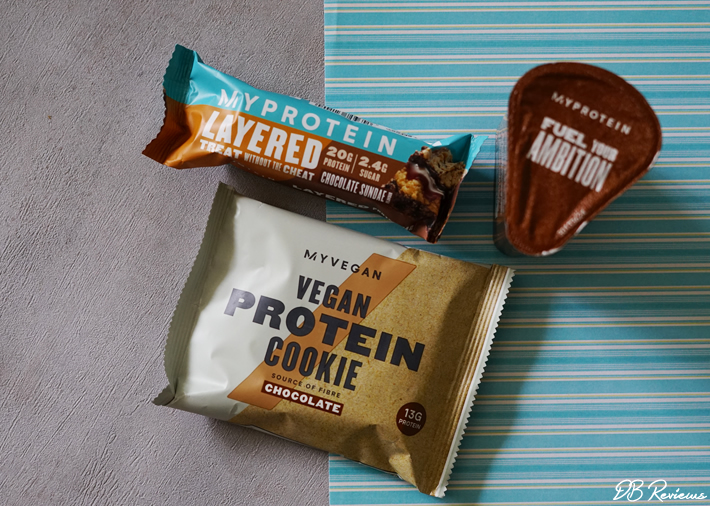 MyProtein's Protein Bars & Snacks