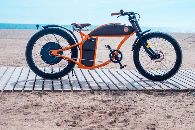 Day trippin with Rayvolt UK E-bike