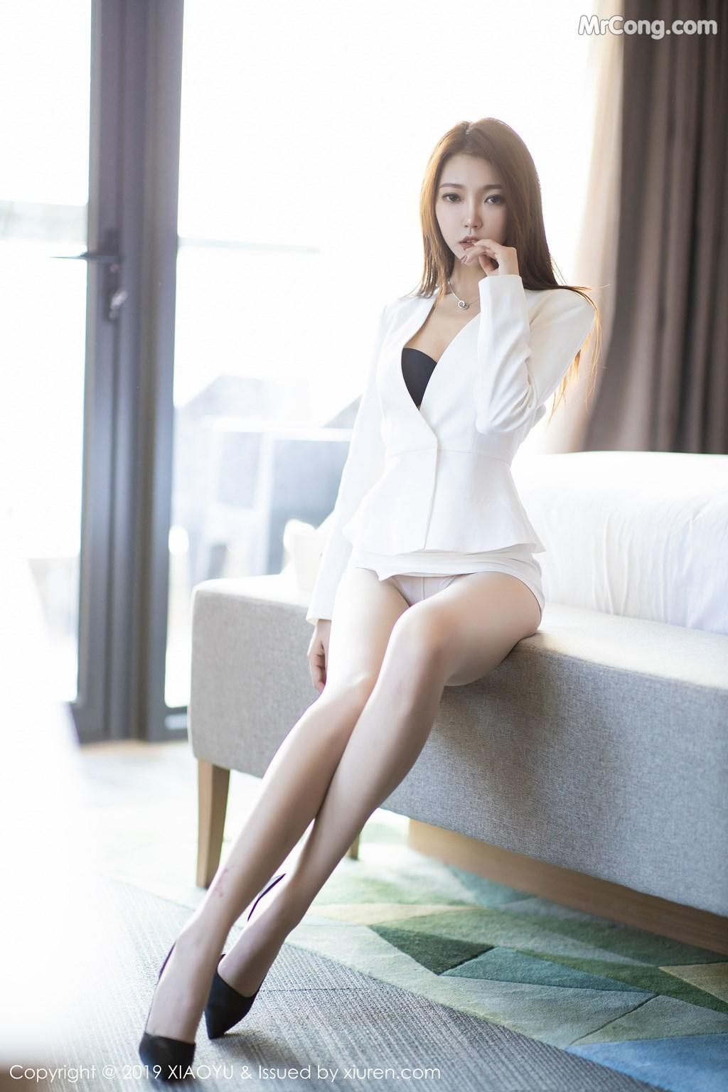 Image XiaoYu-Vol.207-LRIS-Feng-Mu-Mu-MrCong.com-005 in post XiaoYu Vol.207: LRIS (冯木木) (109 ảnh)