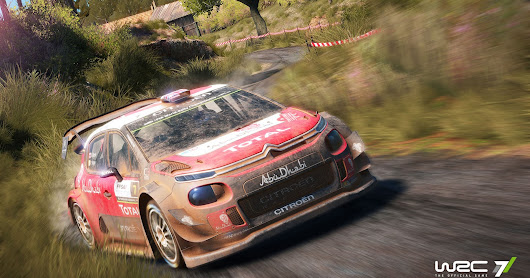 The physics of WRC 7