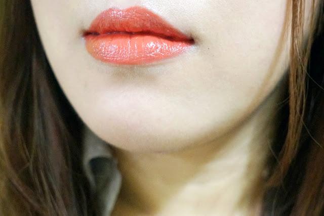 Color Bucket Lip Flash Jam in 03 Orange Fanta Jam