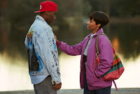 Kat Graham and Demetrius Shipp Jr. in All Eyez on Me (25)