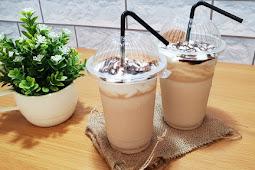 Resep es susu regal yang lagi hits