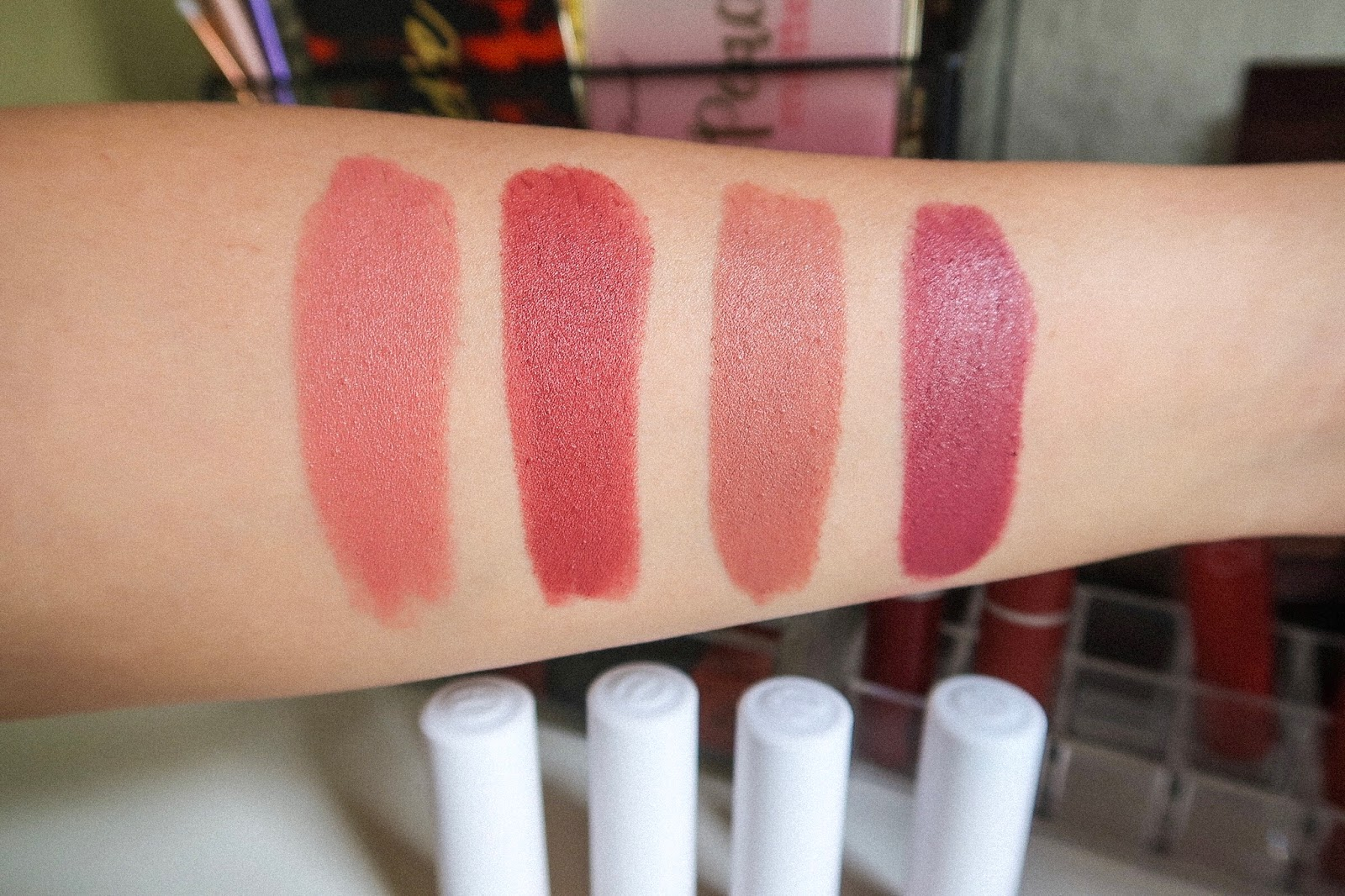 Essence This Is Me Lipsticks Review - Giselle Arianne-1464