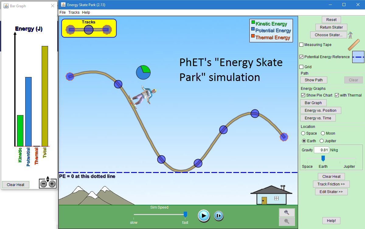 How Does Conservation Of Energy Apply To Roller Coasters Ace Energy