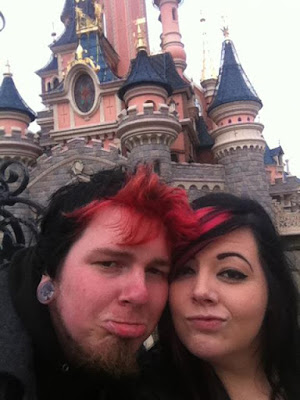 Disneyland Paris Honeymoon