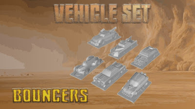 The Vehicle Sets (STL Files) picture 4