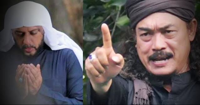 Kiai Nyeleneh Gus Nuril Serang Syekh Ali Jaber: 'Terlalu Sembrono Anda!'