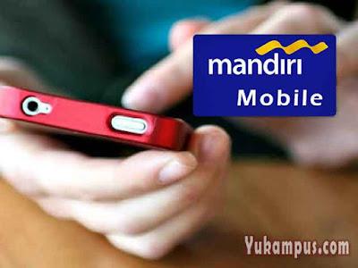 cara mendaftar mandiri mobile banking