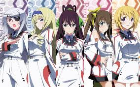 Học Viện IS Phần 2  IS: Infinite Stratos SS2