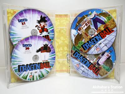 Review de Dragon Ball BOX 3: Sagas Completas, de Selecta Visión.