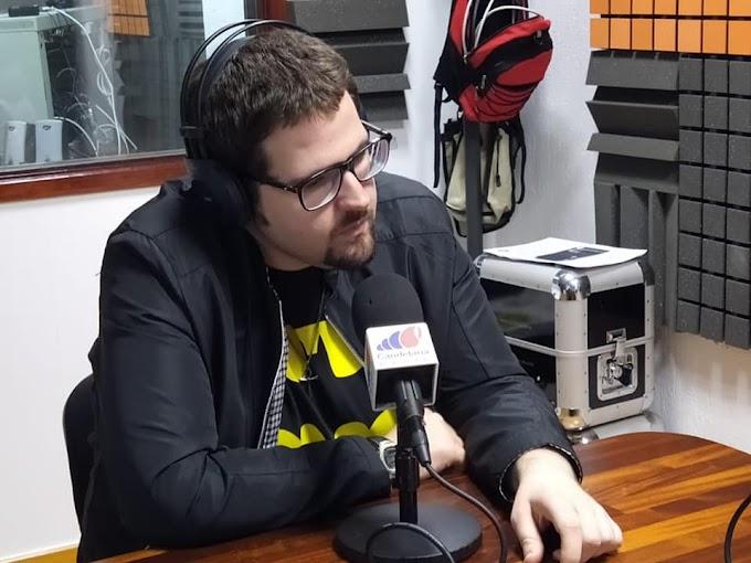 Hablando sobre Halloween en El Aquelarre de Sofía Ramos