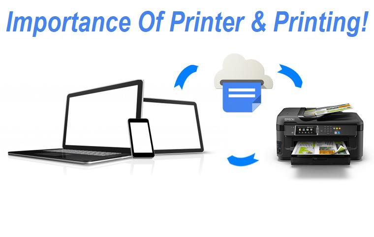 Printing At Work