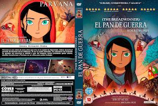 THE BREADWINNER – EL PAN DE LA GUERRA 2019 [COVER – DVD]