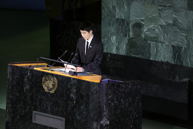 wang yuan UNICEF ambassador
