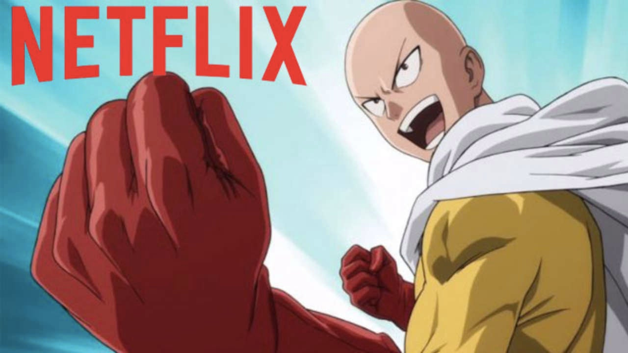 One punch man saison 2 netflix