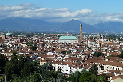 Vicenza-patrimonio UNESCO-Palladio