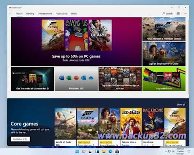 Windows Store in Windows 11
