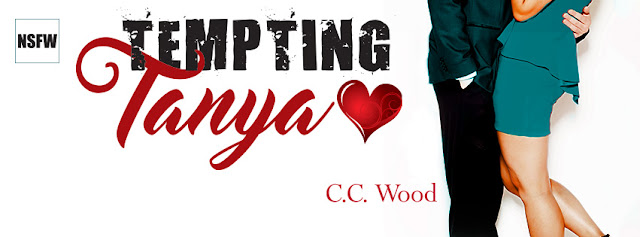 Cover Reveal: Tempting Tanya by C.C. Wood