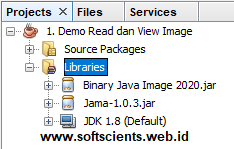 Buku Pengolahan Citra Digital dengan Java